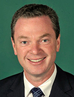 Official portrait of Christopher Pyne